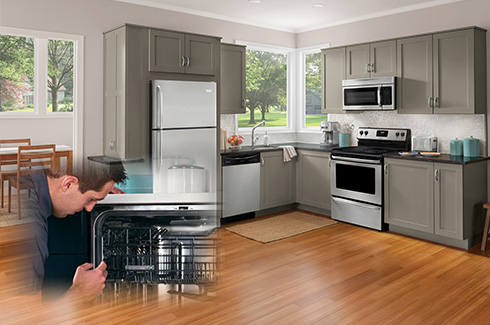 high quality appliance service